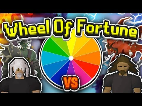 OSRS Challenges: Wheel of Fortune - Ep.83