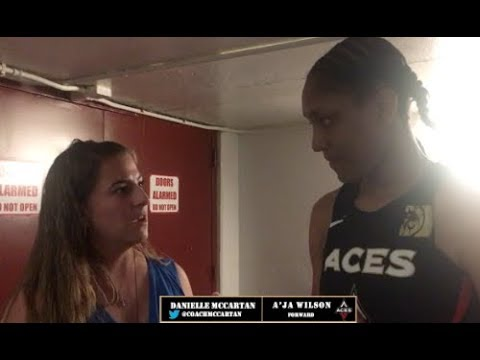 New York Liberty Torch Las Vegas Aces for First Win Since