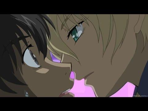 Kyou Kara Maou - Escena del beso ova R3