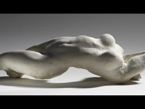 French sculptor Rodin's Centenary exhibition