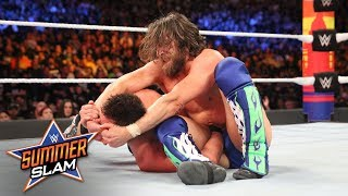 Daniel Bryan unleashes years of rage on The Miz: SummerSlam 2018 (WWE Network Exclusive)