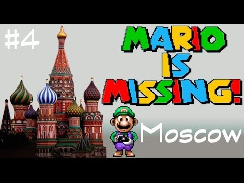 Mario is Missing! Part 4 - Moscow