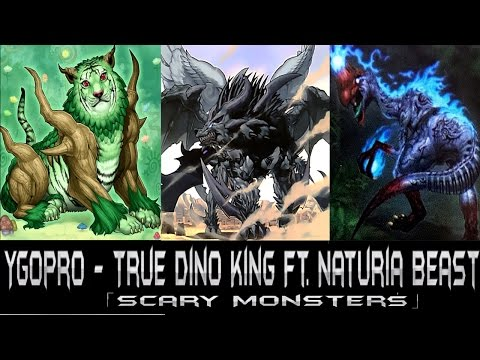 YGOPRO - True Dino King Ft  Naturia Beast