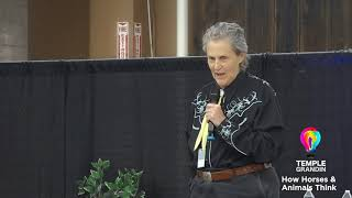 Temple Grandin - How Horses & Animals Think