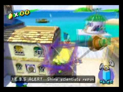 Super Mario Sunshine Action Replay Fun