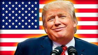 DONALD TRUMP EL PRESIDENTE MAS QUERIDO POR EL PUEBLO! (Mentira) - Mr President