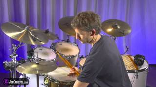 Drum Lesson: Improving your double stroke roll