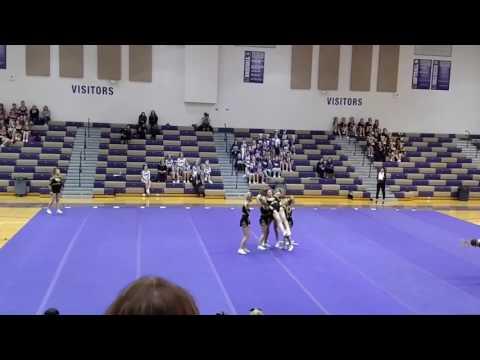 Reed Custer High School Cheerleading