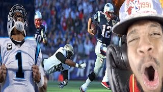 TOM BRADY WITH THE DANCE MOVES! NFL BEST QB RUNS REACTION!!!