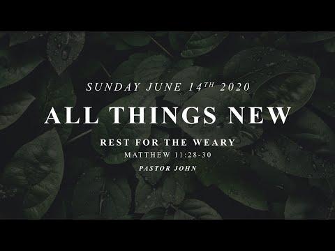 Sunday, June 14, 2020
