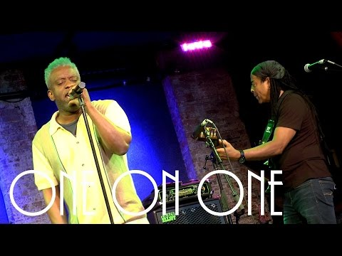 ONE ON ONE: Living Colour - Middle Man June 1st, 2016 City Winery New York