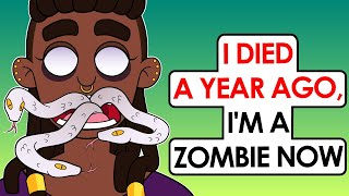 I Died A Year Ago (I'm a zombie now) | This is my story