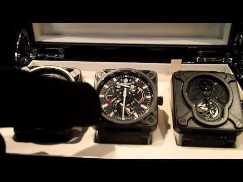 Bell And Ross Br01 Instrument Tourbillon Watch