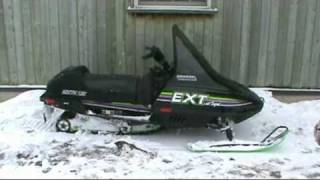 FOR SALE SNOWMOBILE $ 500