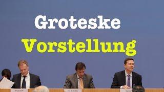 Komplette Bundespressekonferenz vom 30. Januar 2017