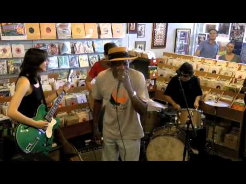 "Lazy Lester -  ""Im a Lover Not a Fighter ' Antone's Record Shop 2011"