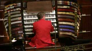 "Wanamaker Organ Day 2009 - Walt Strony - ""Over the Rainbow"""