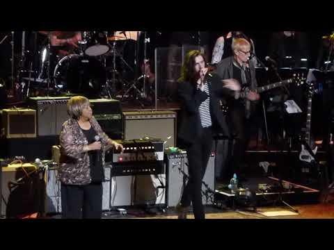 Love Rocks Ft Hozier & Mavis Staples - Nina Cried Power  3-7-19 Beacon Theatre, NYC