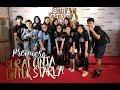 GALA PREMIERE #SuratCintaUntukStarlaTheMovie WITH CAST!!!