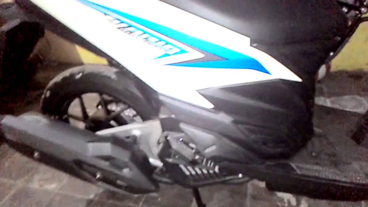 Tampilan Honda Vario 125 PGM Fi LED Headlamp 2015 Putih YouTube