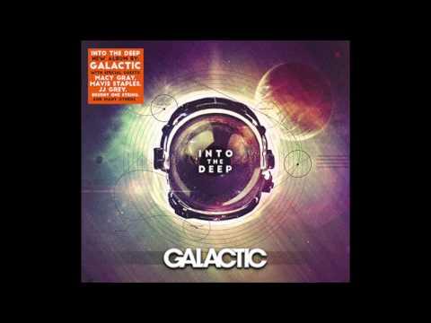 Galactic - Into The Deep Single (Into The Deep)