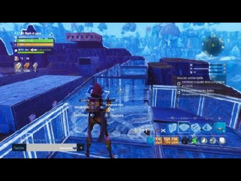 Fortnite sauver le monde mode inventer (casino)