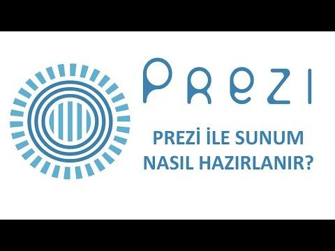 Prezi Kullanımı Türkçe Anlatım