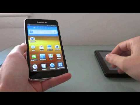 Samsung Galaxy Player 5.0 video review