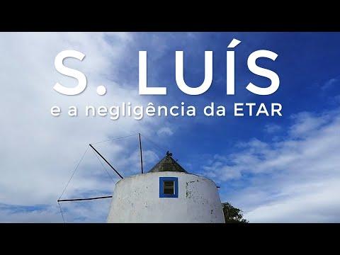 S. Luís e a negligência da ETAR