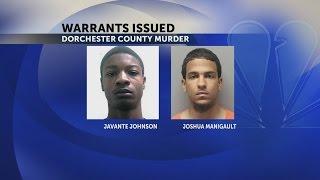 Warrants Issued in Dorchester County Murder