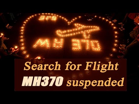 Flight MH370 Tradegy: Underwater search called off |Oneindia News