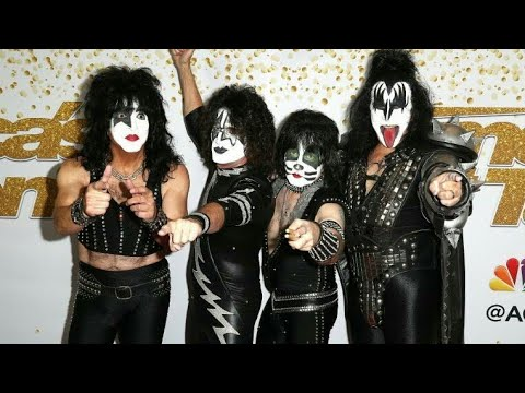 Kiss Finally Reaches The End of The Road