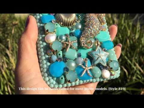Turquoise Ocean Design (Style 819) by LUXADDICTION