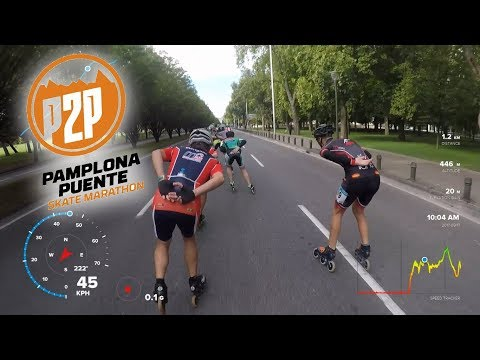 P2P - Pamplona Puente Skate Marathon 17 de septiembre 2017