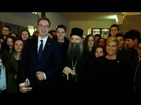 Vučić u Hrvatskoj: Ne slažemo se o prošlosti