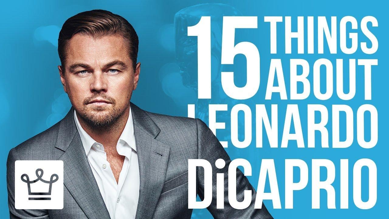 15 интересни факти за Леонардо ди Каприо