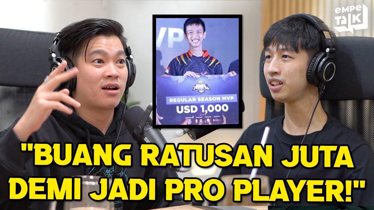 Perjuangan Spade Sang MVP MPL Season 1 Demi Jadi Pro Player! - EMPETALK Spade
