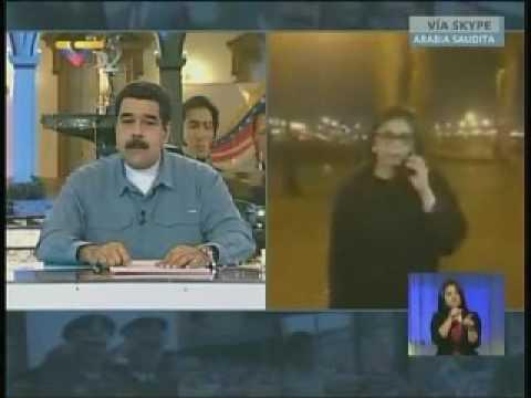 Maduro: De la presidencia del Mercosur no nos saca nada ni nadie