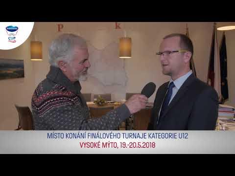 ONDRÁŠOVKA CUP  U12  VYSOKÉ MÝTO 2017/2018
