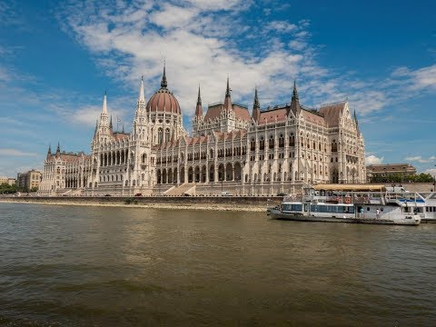 Danube River Cruise 2017