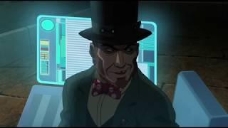 Шляпник в разуме Брюса Уэйна (Бэтмен: Дурная кровь 2016)