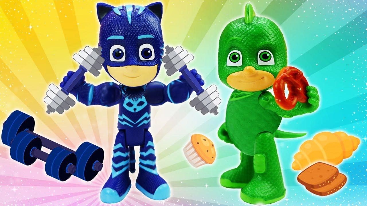 Машины сказки для детей - Герои в масках нашли метеорит - Приключения игрушек из мультиков