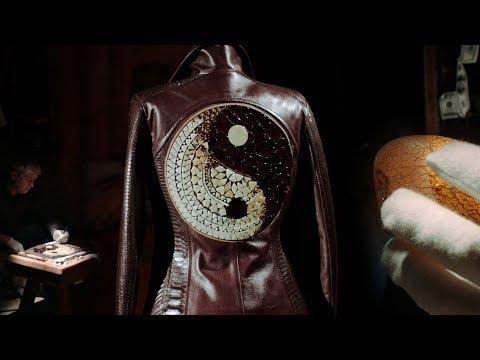 Женская вышитая кожаная курткаиз YouTube · С высокой четкостью · Длительность: 30 с  · Просмотров: 734 · отправлено: 18.06.2013 · кем отправлено: mybikerlife