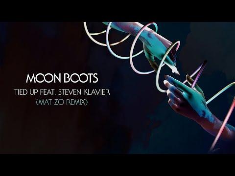 Moon Boots Feat. Steven Klavier - Tied Up (Mat Zo Remix)