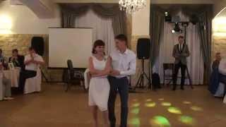 Свадебный танец сальса!!! (Do you only wanna dance)