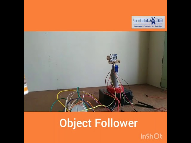 Obstacles Follower Robot
