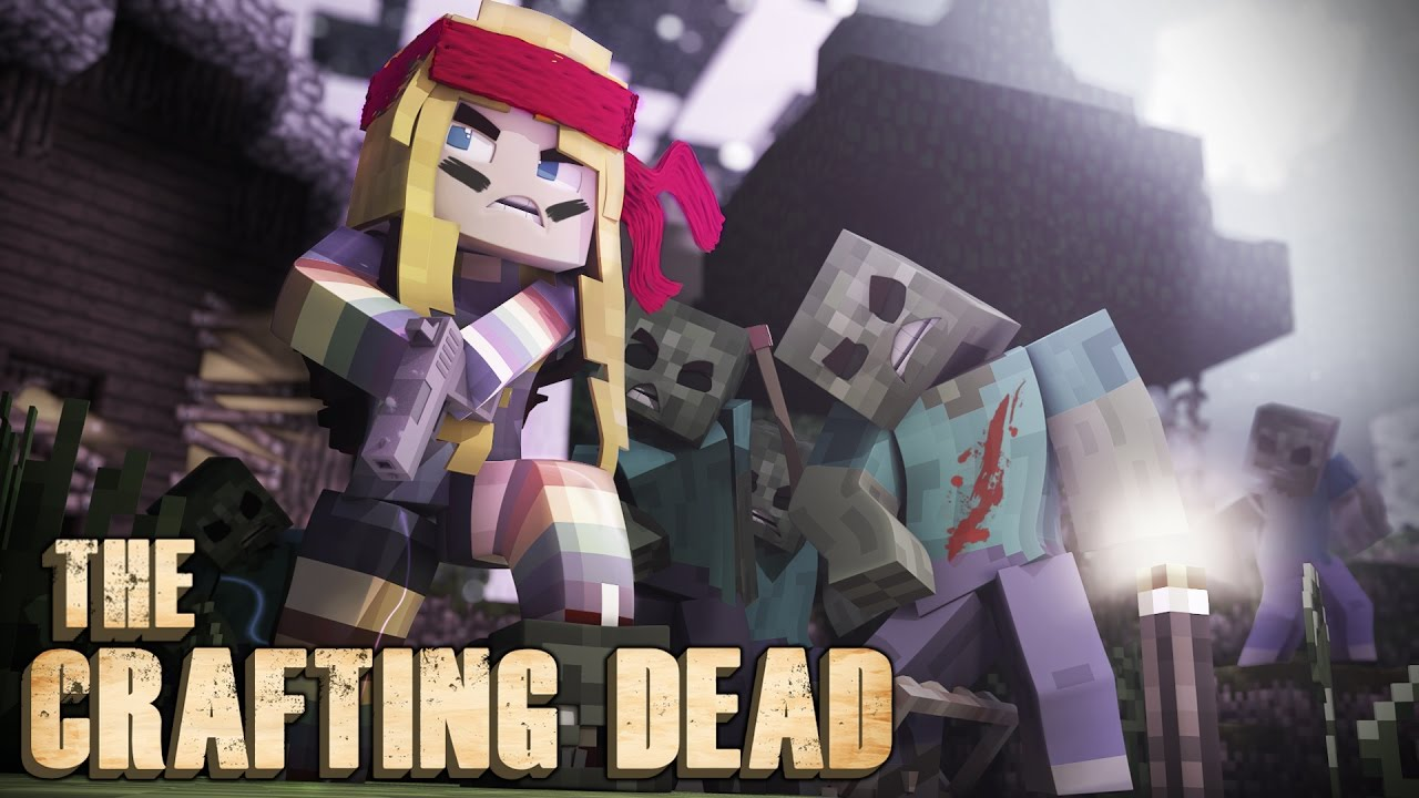 Return of the crafting dead crafting dead ep 1 youtube for The crafting dead ep 1
