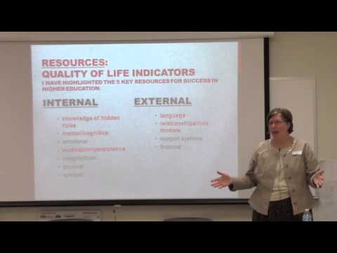 Understanding & Engaging Under-resourced College Students: Relationships