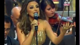 أنغام | عمري معاك - مهرجان الموسيقى العربية 2016