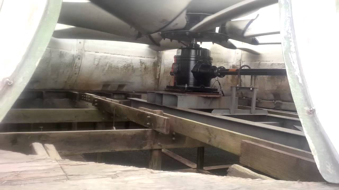 Cooling Tower Fan : Cooling tower fan assembly noise youtube